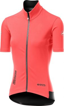 Castelli Perfetto RoS W Light short sleeve jersey pink women