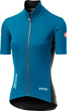 Castelli Perfetto RoS W Light short sleeve jersey blue women