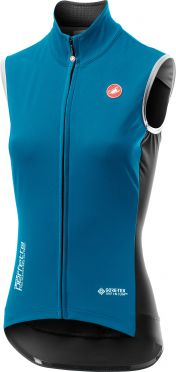 Castelli Perfetto RoS Vest sleeveless jersey blue women