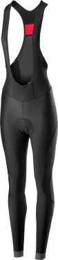 Castelli Velocissima bibtight black women