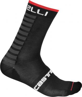 Castelli Primaloft 15 sock black men