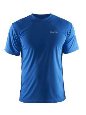 Craft Prime short sleeve running shirt blue men