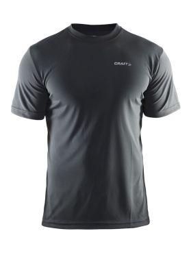 Craft Prime short sleeve running shirt gray men