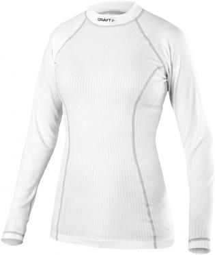 Craft Active Long Sleeve baselayer white women 199895