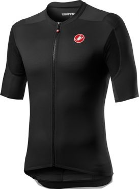 Castelli Superleggera 2 short sleeve jersey black men