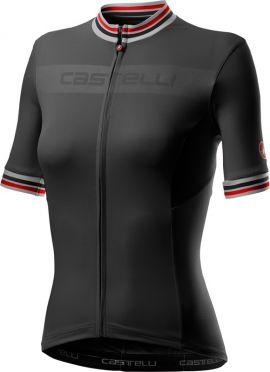Castelli Promessa 3 short sleeve jersey black women