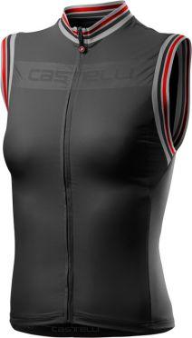 Castelli Promessa 3 sleeveless jersey black women