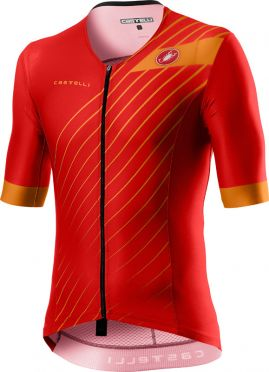 Castelli Free speed 2 race tri top red men