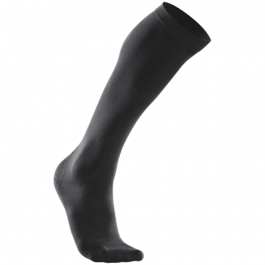 2XU Performance compression socks black women