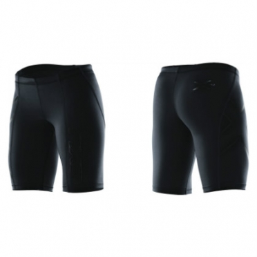 2XU compression short black women