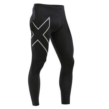 2XU Run Dash compression tight black men