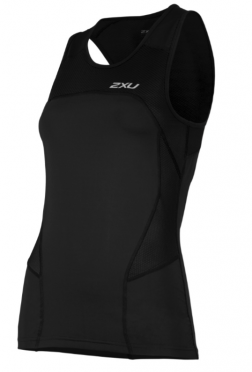 2XU Active Tri singlet black women