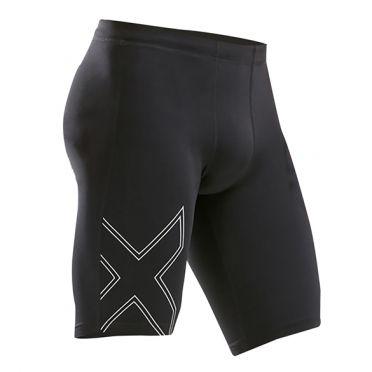 2XU Aspire compression shorts black men
