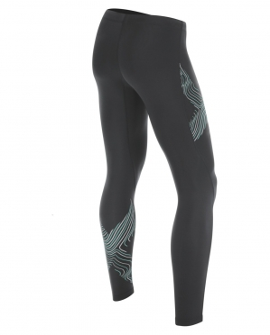 2XU Hyoptik Compression Tights black/grey men