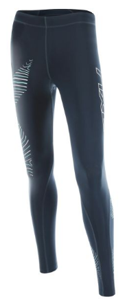 2XU Hyoptik Compression Tights black/grey women