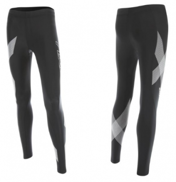 2XU Hyoptik Compression Tights Black Women