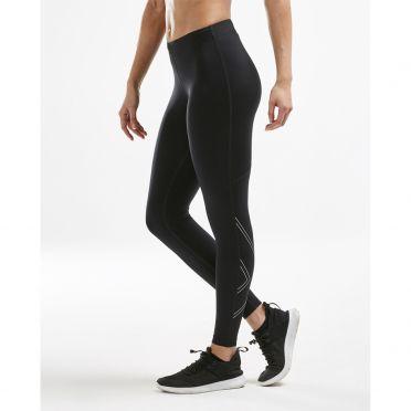 2XU Aspire compression tights black woman