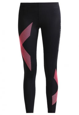 2XU TR2 Compression Tights black/pink women