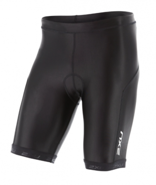 "2XU X-vent 9"" Tri short black men"