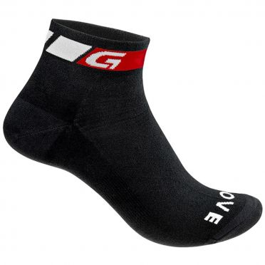 GripGrab cycling socks low black