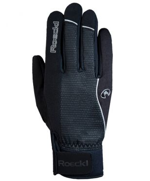 Roeckl Rabal winter cycling glove black unisex