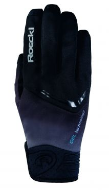Roeckl Recife winter cycling glove black unisex