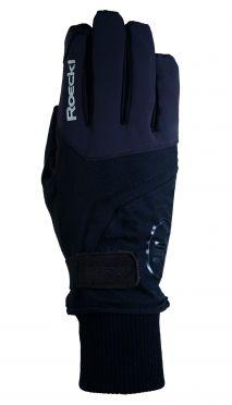 Roeckl Reggello gtx winter cycling glove black unisex
