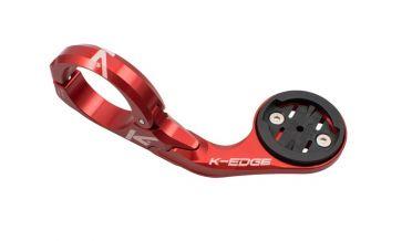 K-Edge Garmin pro mount 31.8mm red