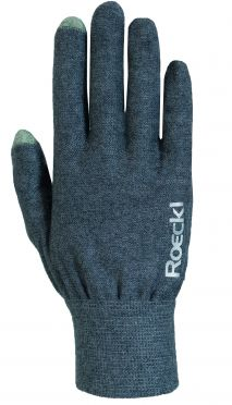 Roeckl Kapela cycling glove gray unisex