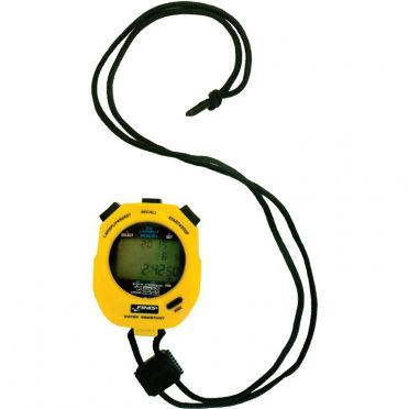 Finis 3 x 300m Stopwatch yellow