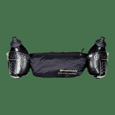 Nathan QuickStart plus 20 hydration belt black