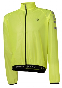 Agu Vernio windjacket yellow (fluo)