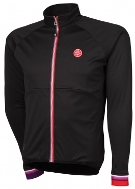 Agu Arona cycling jacket black women