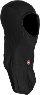 Castelli Windstopper Balaclava face guard black unisex