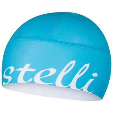 Castelli Viva donna skully under helmet turquoise women