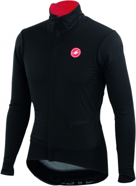 Castelli Alpha jacket black mens 14502-010