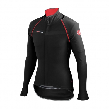 Castelli Gabba 2 convertible jacket black mens 14512-010