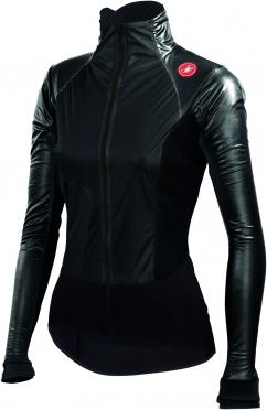 Castelli Cromo light W cycling jacket black ladies 14555-010