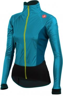 Castelli Cromo light W cycling jacket ocean/laguna women 14555-078
