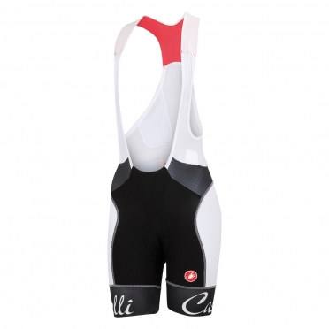 Castelli Free aero W bibshort black/white women 15044-101