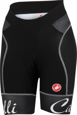 Castelli Free aero W short black women 15045-010