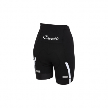 Castelli Velocissima W short black/white women 15047-101