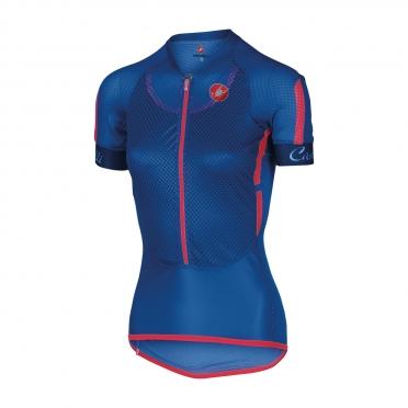 Castelli Climber's W jersey surf blue women 15050-057