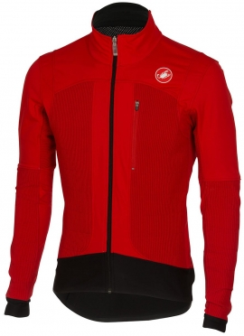 Castelli elemento 2 7x(Air) jacket red men 15519-023