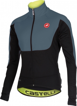 Castelli Passo giau jacket mirage/black men 15521-077