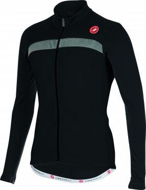 Castelli Criterium jersey FZ black/reflex men 15528-710