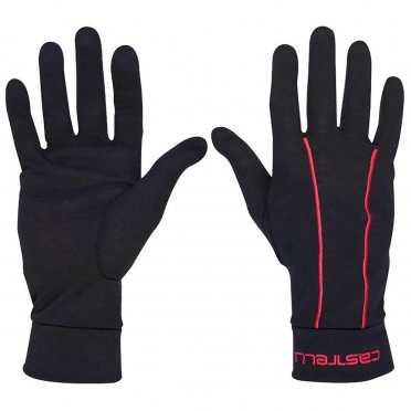 Castelli Liner glove black men 15543-231