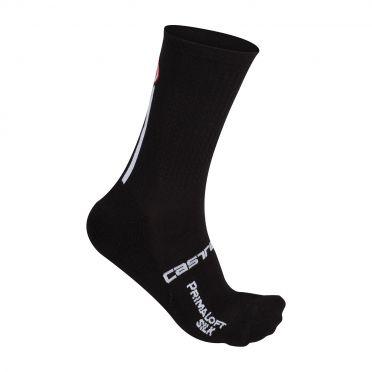 Castelli Primaloft 13 sock black men