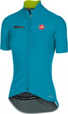 Castelli gabba W short sleeve jacket laguna women 15574-079