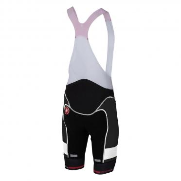 Castelli Free aero race bibshort kit version black/white men 16002-101